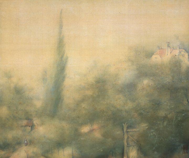 Irie Hako~Green Grove - Classical art