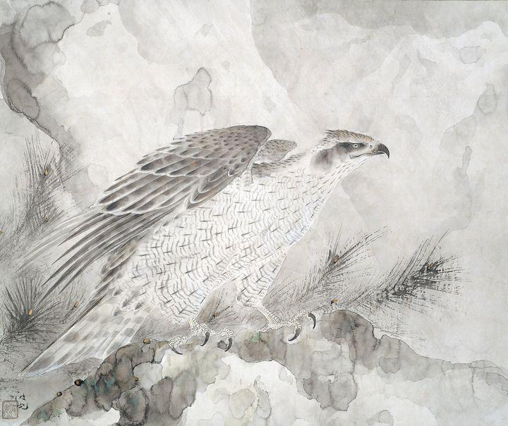 Irie Hako~Hawk - Classical art