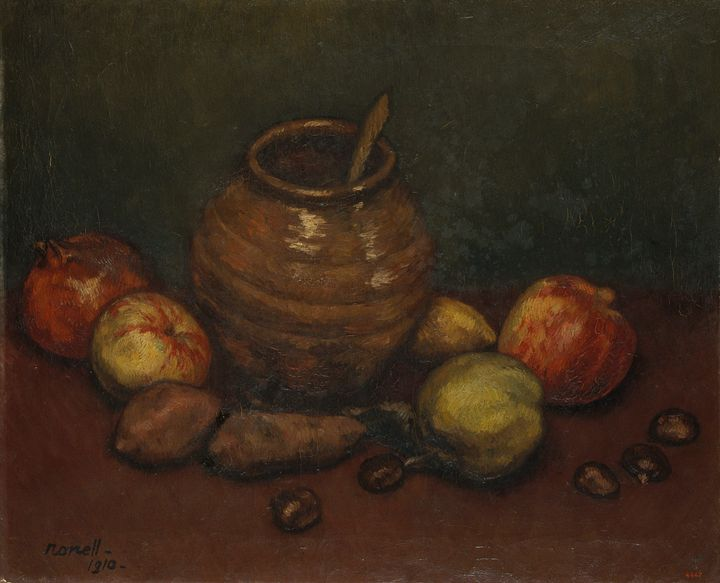 Isidre Nonell~Still Life - Classical art
