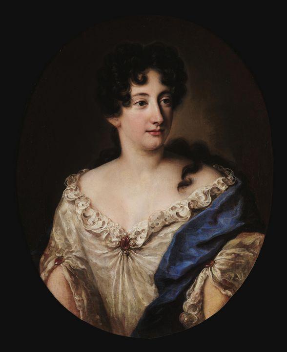 Italian artist~Portrait of a lady - Classical art