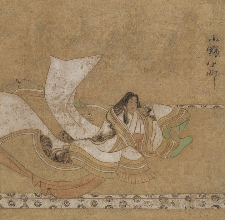 IWASA Matabei~Portraits of Thirty-si - Classical art