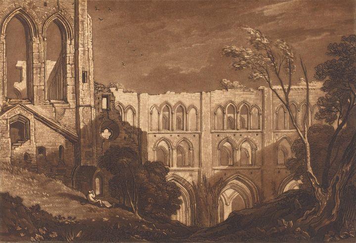 J. M. W. Turner, Henry Dawe~Rivaux A - Classical art