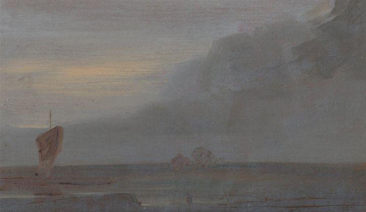 J. M. W. Turner, Peter De Wint~Seapi - Classical art