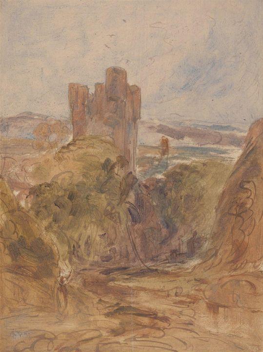 J. M. W. Turner, Peter De Wint~Tanta - Classical art
