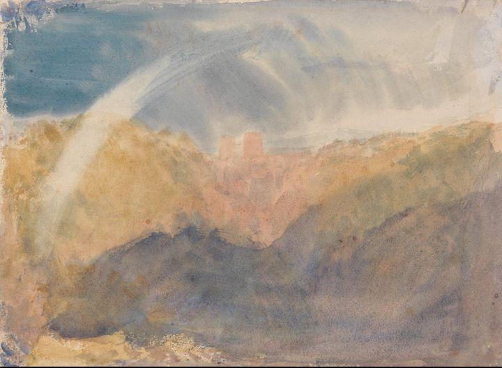 J. M. W. Turner~Crichton Castle (Mou - Classical art