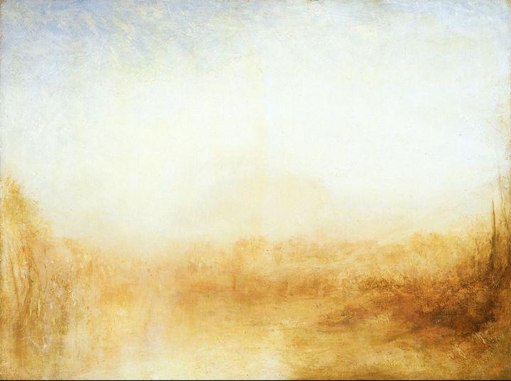 J. M. W. Turner~Landscape - Classical art