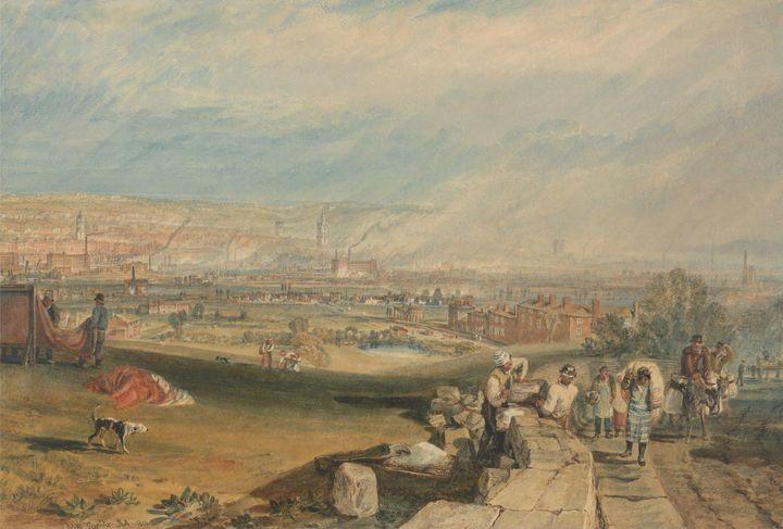 J. M. W. Turner~Leeds - Classical art