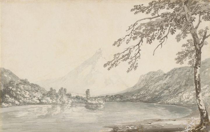 J. M. W. Turner~On the Aar between U - Classical art