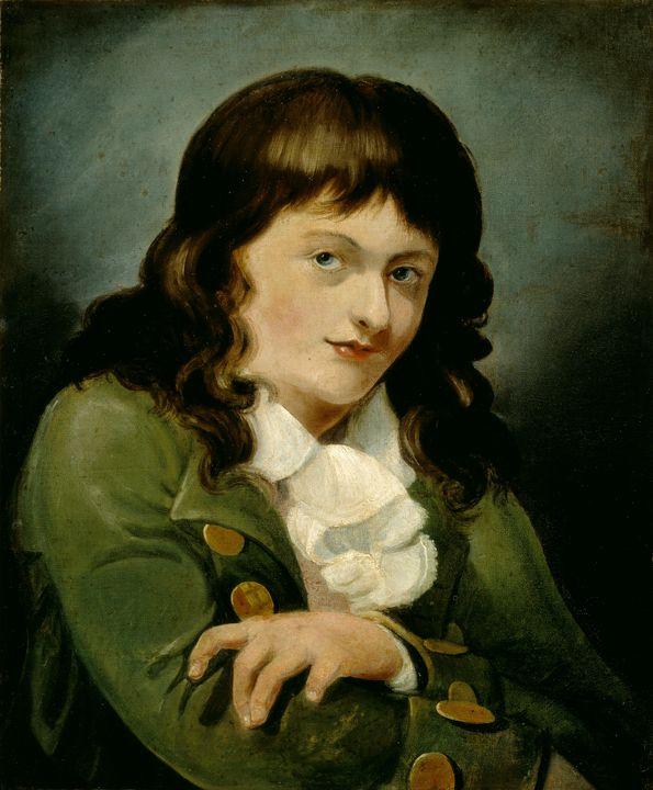 J. M. W. Turner~Self-Portrait - Classical art