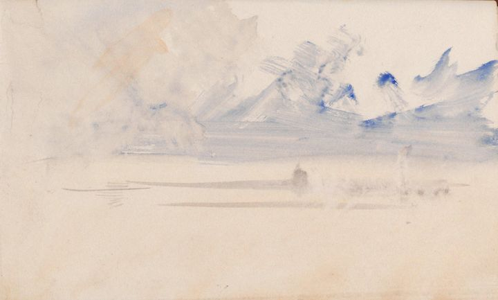 J. M. W. Turner~The Channel Sketchbo - Classical art