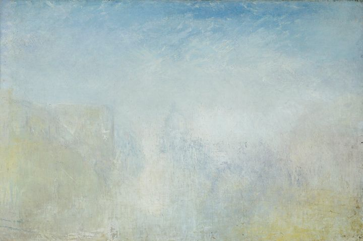 J. M. W. Turner~Venice with the Salu - Classical art