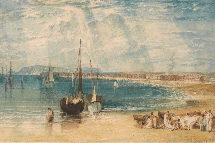 J. M. W. Turner~Weymouth - Classical art