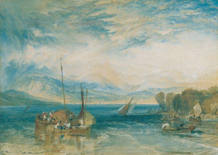 J. M. W. Turner~Windermere - Classical art