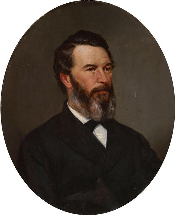 Jacob Cox~Portrait of a Man - Classical art
