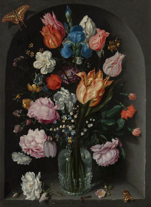 Jacob de Gheyn II, Jacob de Gheyn II - Classical art