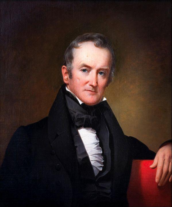 Jacob Eichholtz~Portrait of Col. Geo - Classical art