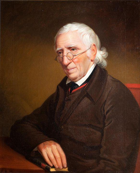 Jacob Eichholtz~Portrait of John Geo - Classical art