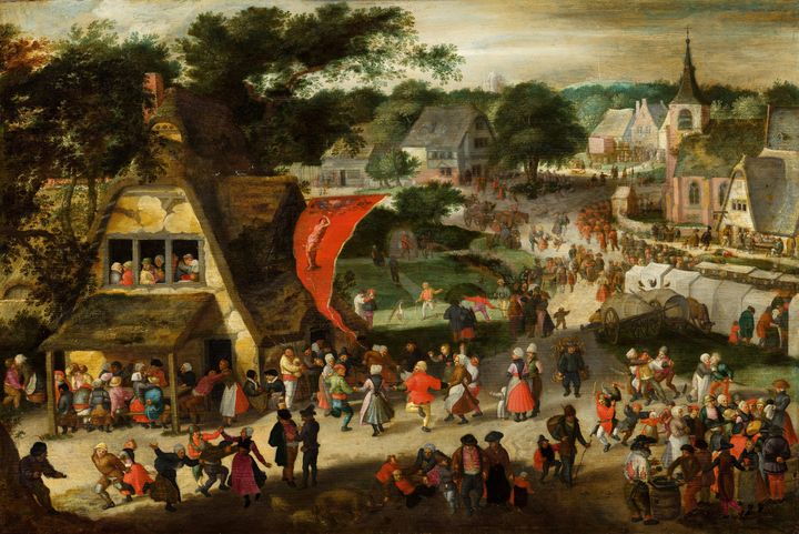 Jacob Savery, Roelant Savery~Fair on - Classical art