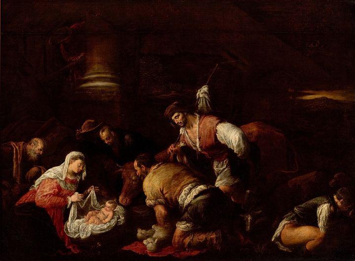 Jacopo da Ponte Bassano e ateliê~Ado - Classical art