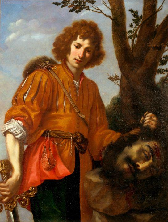 Jacopo Vignali (Italie 1592-1664)~Da - Classical art