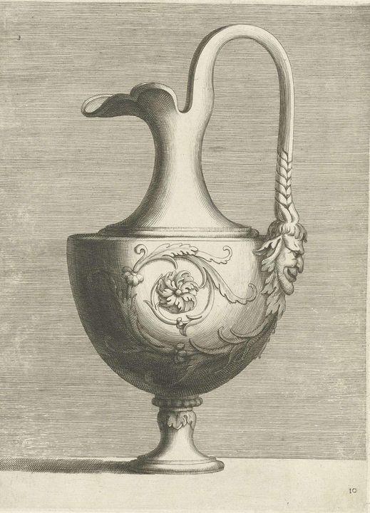 Jacques Stella, Claudine Bouzonnet-S - Classical art