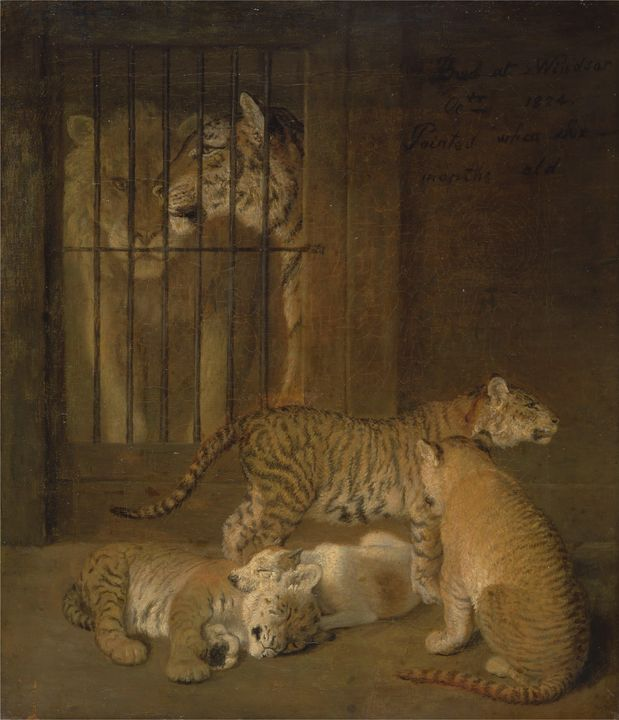 Jacques-Laurent Agasse~Group of Whel - Classical art