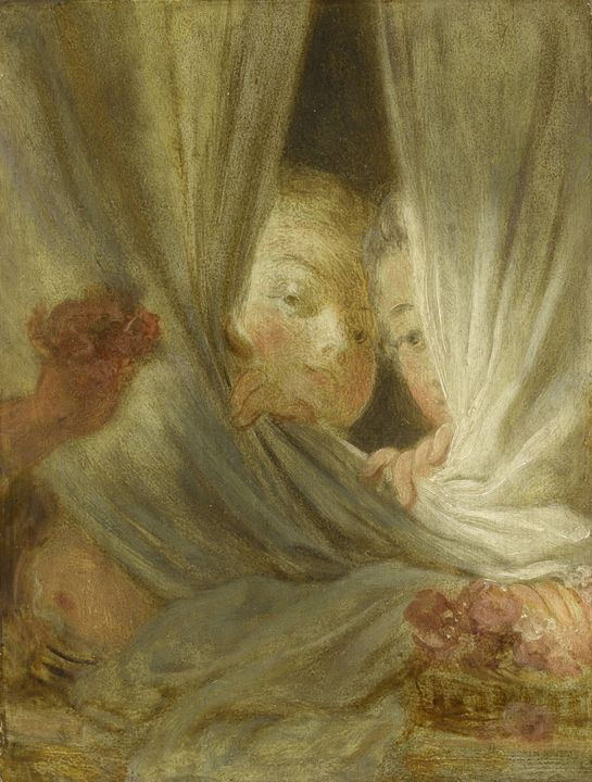 Jean-Honoré Fragonard (1732-1806), P - Classical art