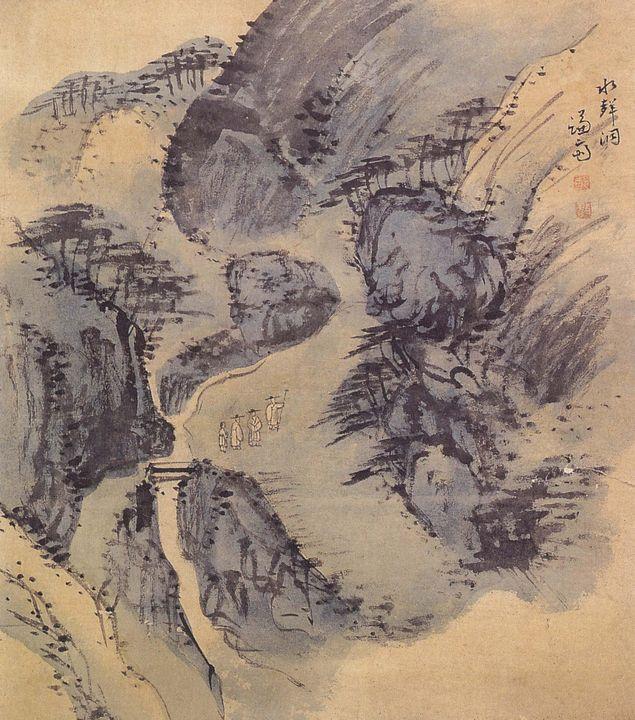 Jeong Seon~Suseongdong Valley - Classical art