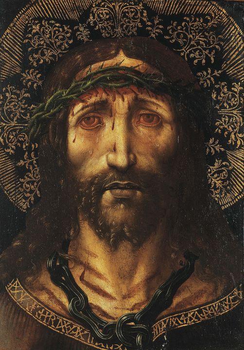 Joan Gascó~Holy Face - Classical art