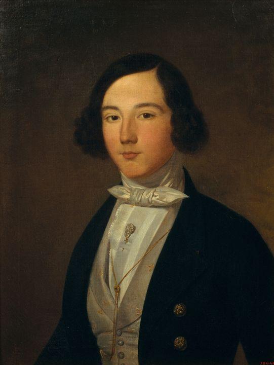 Joaquín Espalter y Rull~Portrait of - Classical art
