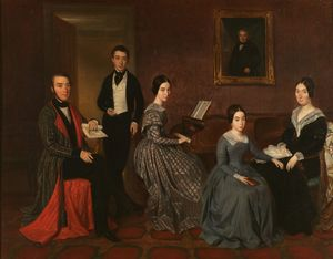 Joaquín Espalter y Rull~The family o