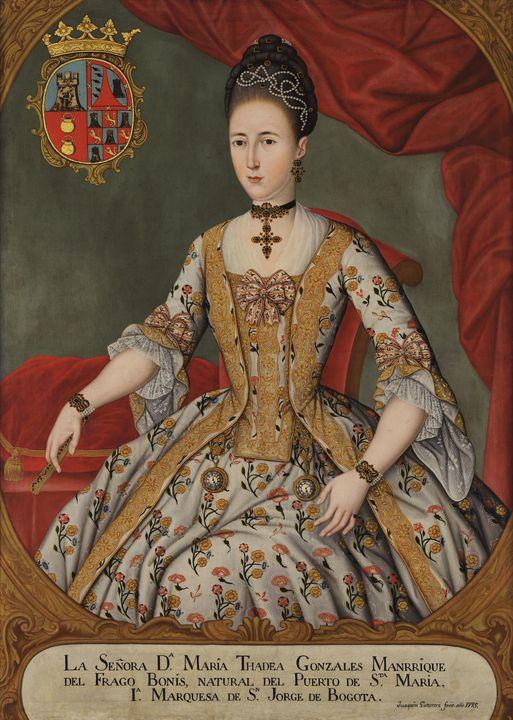 Joaquín Gutiérrez~Maria Thadea Gonza - Classical art