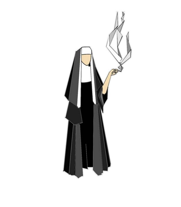 smoking nun - kamil
