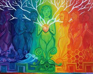 Mystic in Nature