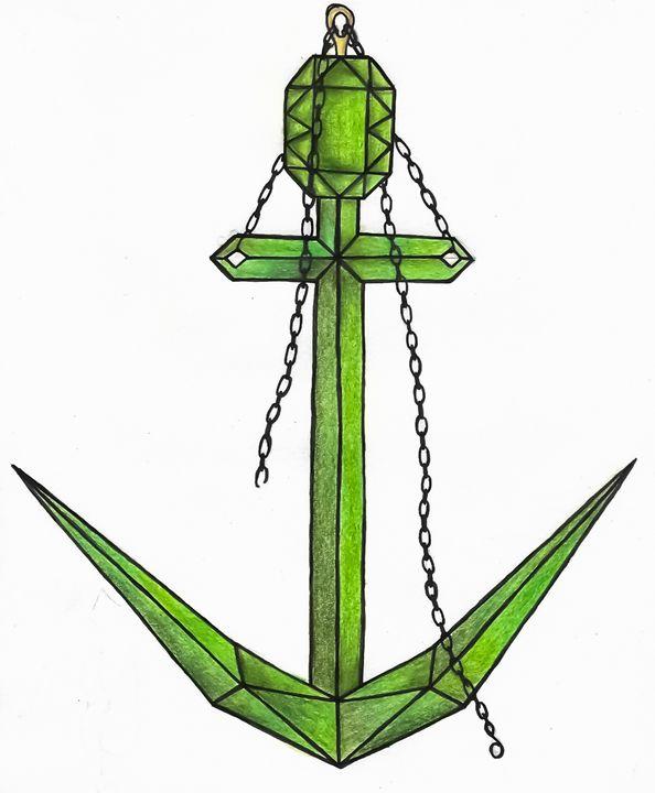 Emerald Anchor - Ariel Stafford