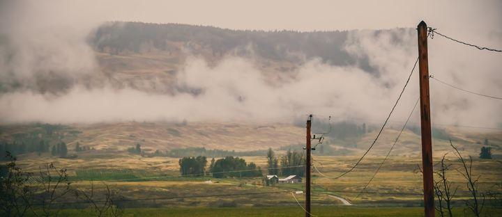 Foggy Mountain - Ariel Stafford