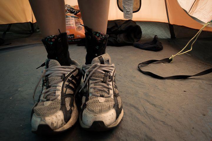 Shoeception - Ariel Stafford