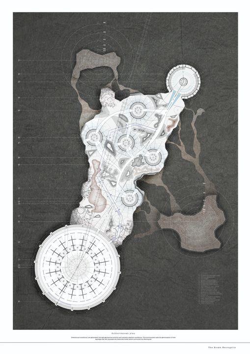 4 - Subterranean Plan - NaomiElizabeth Studio