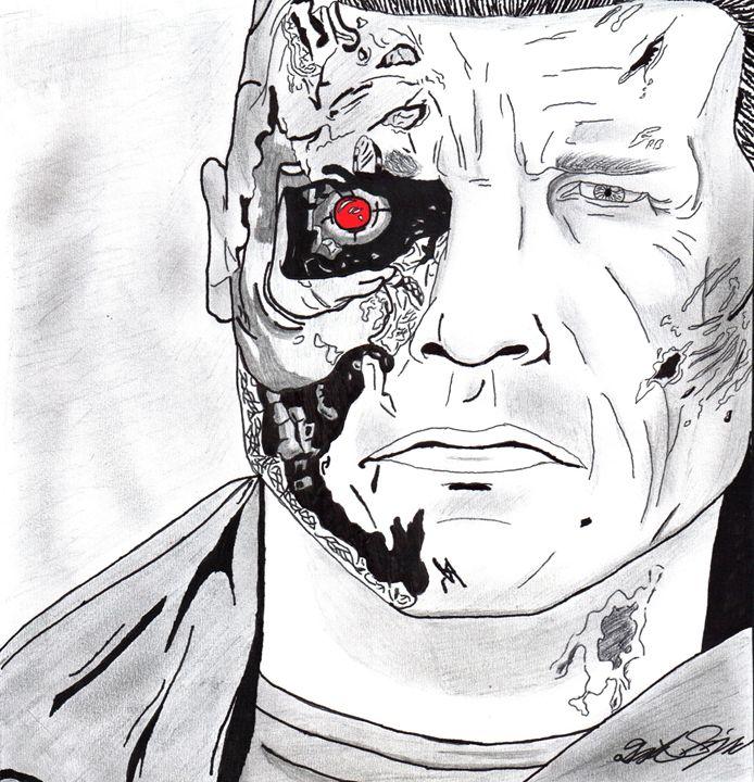 The Terminator - D.M.Simpson