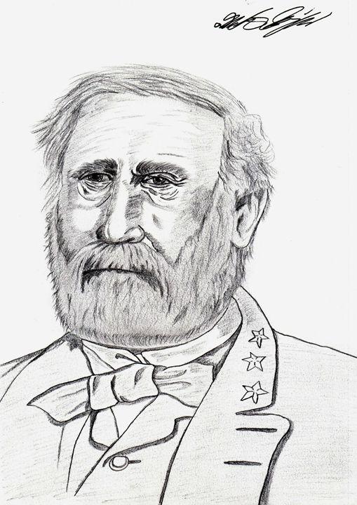 General Robert E. Lee - D.M.Simpson