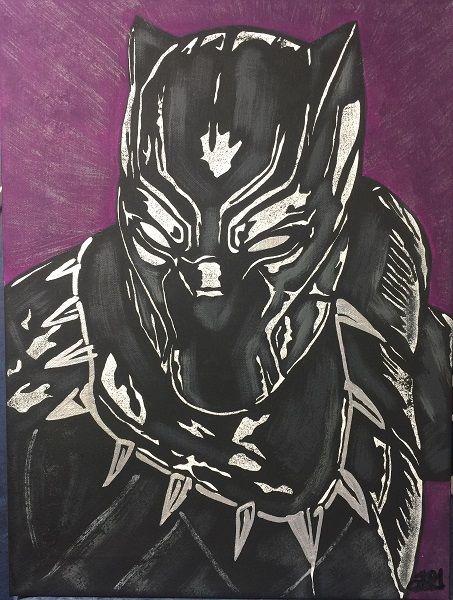 Black Panther - Color
