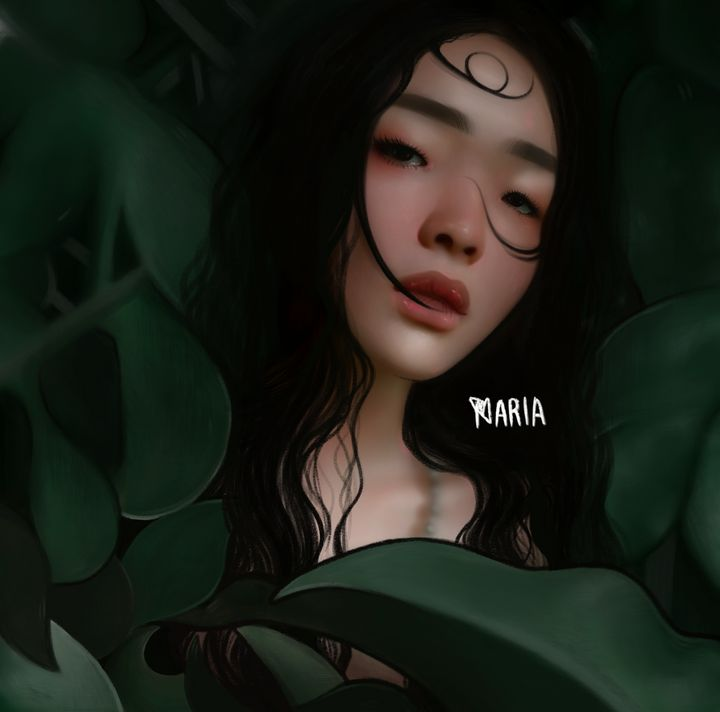 Leaf - Mariamizuert