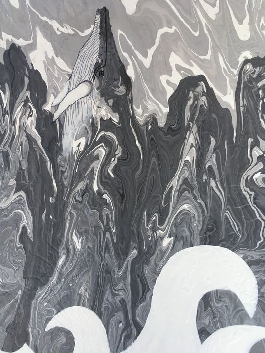 Whale Mountain - Abstract Accents
