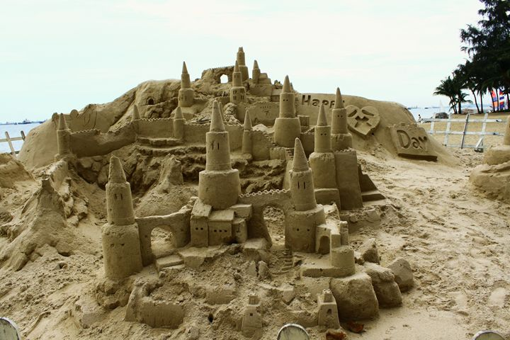 Sandcastle - Alvin Wong Photography Gallery
