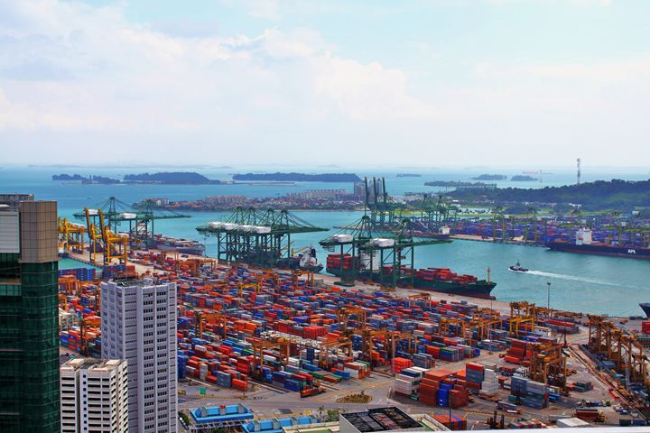Port of Singapore - Alvin Wong Photography Gallery