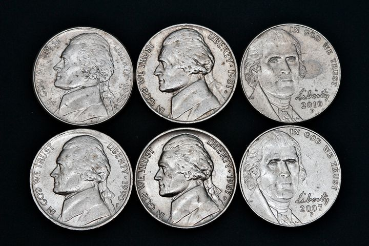US Nickels - Alvin Wong Photography Gallery