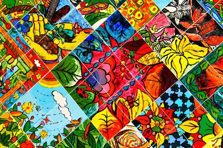 Colorful graffiti art - Alvin Wong Photography Gallery
