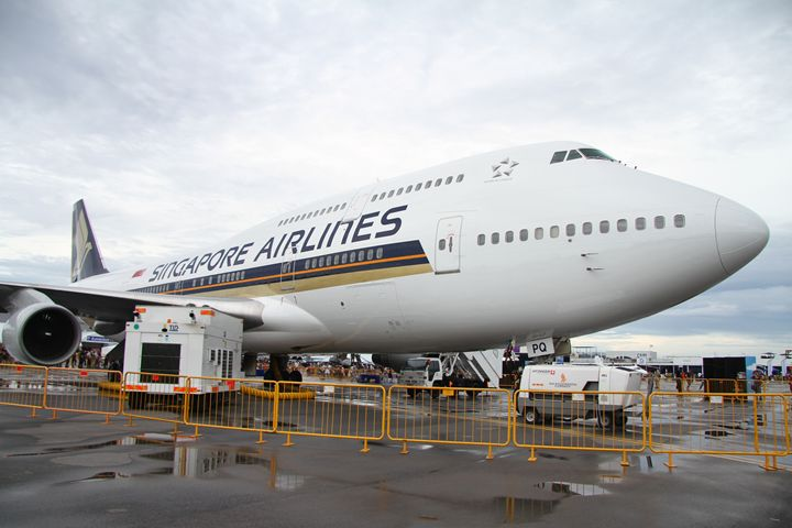 Boeing 747-400 - Alvin Wong Photography Gallery