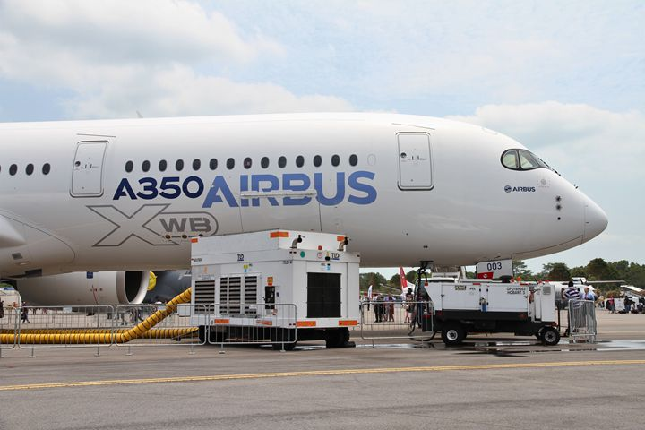 Airbus A350 XWB - Alvin Wong Photography Gallery