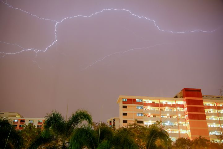 Lightning storm - Alvin Wong Photography Gallery